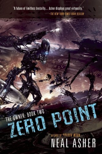 Neal Asher Zero Point