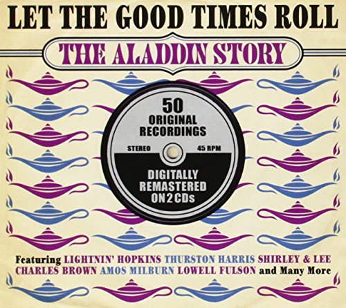 Let The Good Times Roll The Al Let The Good Times Roll The Al Import Gbr 2 CD
