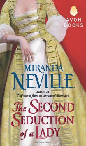 Miranda Neville The Second Seduction Of A Lady