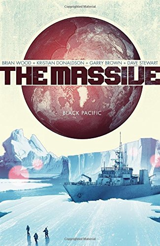 Brian Wood The Massive Black Pacific