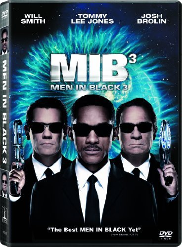 Men In Black 3 Jones Smith DVD Uv Pg13 Ws