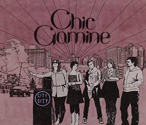 Chic Gamine City City Import Can Digipak