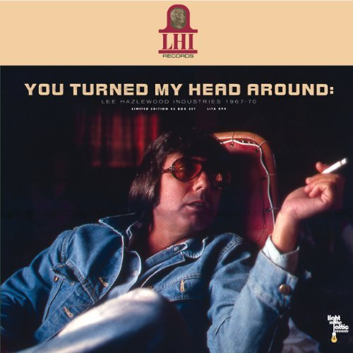 Lee Hazlewood You Turned My Head Around Ind Remastered Lmtd Ed. 11 X 7 Inch Singles