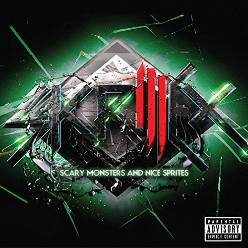 Skrillex Scary Monsters & Nice Sprites Explicit Version 180gm Vinyl