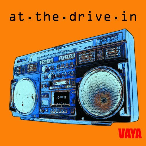 At The Drive In Vaya 10 Inch Vinyl