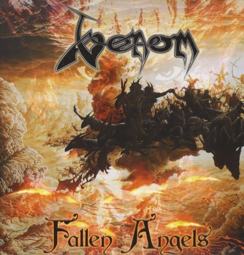 Venom Fallen Angels 2 Lp