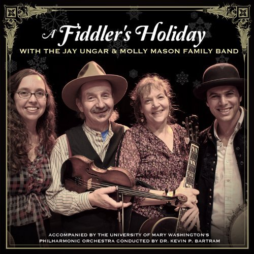 Jay & Molly Mason Ungar Fiddler's Holiday