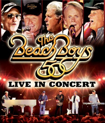 Beach Boys Live In Concert 50th Anniversa Blu Ray Nr