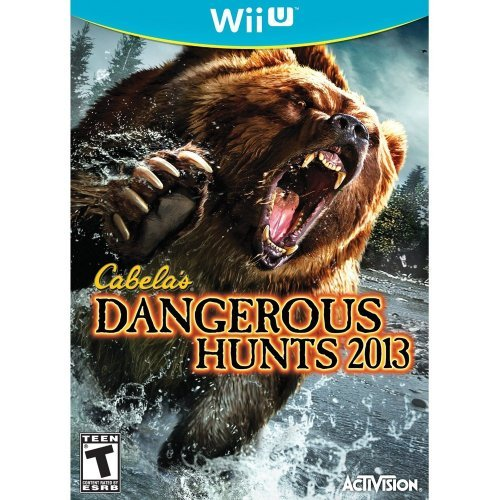 Wii U Cabela's Dangerous Hunts 2013