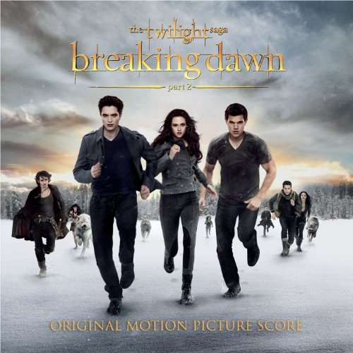 Twilight Breaking Dawn Part 2 Score