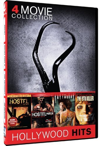 Hostel Hostel 2 Tattooist Hunt Hostel Hostel 2 Tattooist Hunt Ws R 2 DVD
