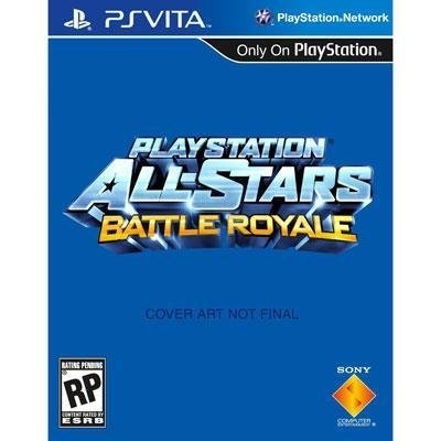 Psv Playstation All Stars Battle Royale