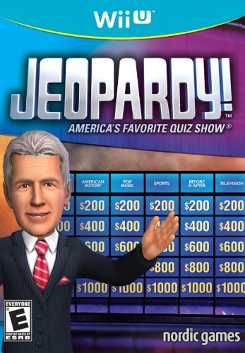 Wii U Jeopardy!