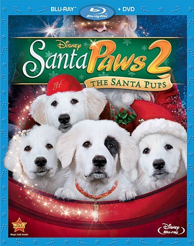 Santa Paws 2 The Santa Pups Santa Paws 2 The Santa Pups Blu Ray DVD Nr