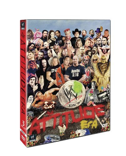 Wwe Attitude Era Tv14 3 DVD
