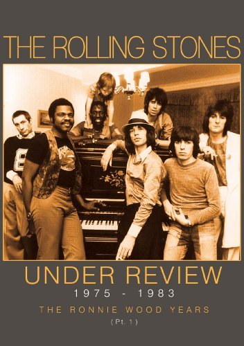 Rolling Stones Under Review1975 83 Ronnie Wo