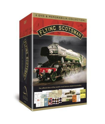 Flying Scotsman Memorabilia Se Flying Scotsman Memorabilia Se Nr 4 DVD