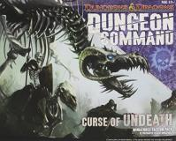 Wizards Rpg Team Dungeon Command Curse Of Undeath A Dungeons & Dragons Expansion