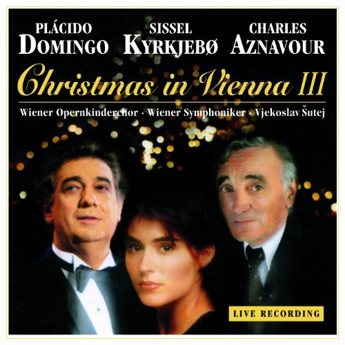 Placido Domingo Christmas In Vienna Iii Import Gbr