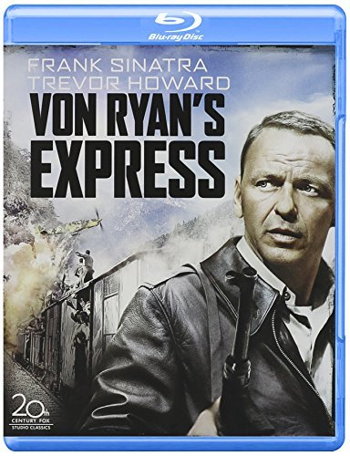 Von Ryan's Express Sinatra Howard Blu Ray Ws Nr