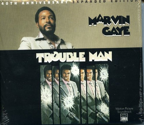 Marvin Gaye Trouble Man Expanded Ed. 2 CD