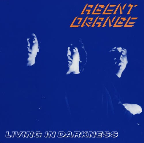 Agent Orange Living In Darkness Lmtd Ed.