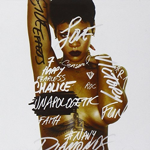 Rihanna Unapologetic (clean) Clean Version