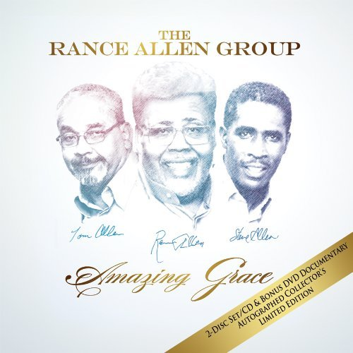 Rance Group Allen Amazing Grace Incl. DVD