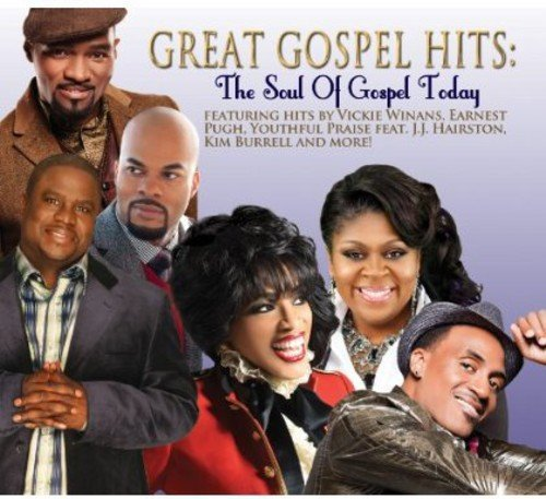 Great Gospel Hits The Soul Of Great Gospel Hits The Soul Of
