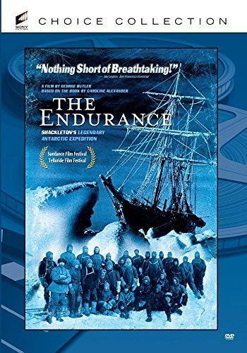 Endurance Endurance DVD Mod This Item Is Made On Demand Could Take 2 3 Weeks For Delivery