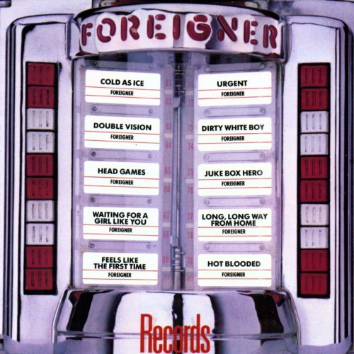 Foreigner Records Remastered