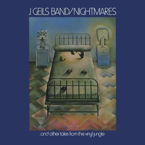 The J. Geils Band Nightmares CD R