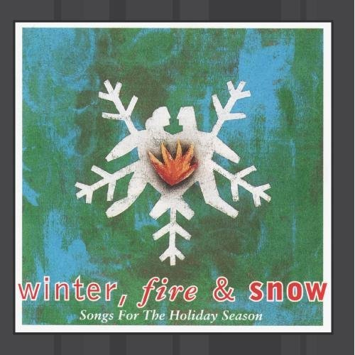 Winter Fire & Snow Winter Fire & Snow CD R Vollenweider Leibert Clannad