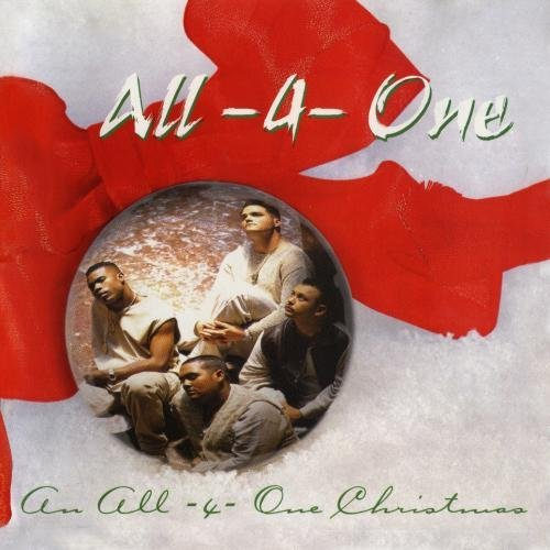 All 4 One Christmas CD R