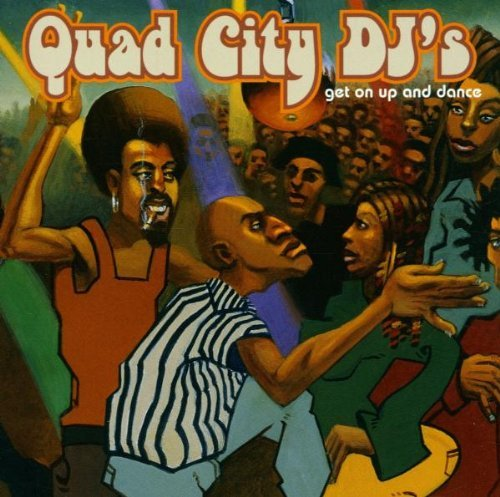 Quad City Dj's Quad City Dj's CD R