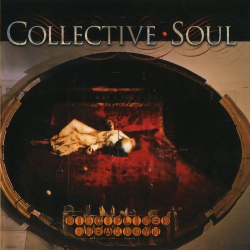 Collective Soul Disciplined Breakdown CD R