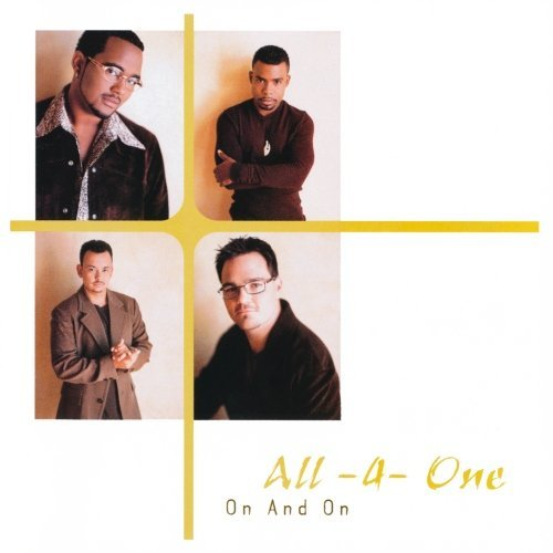 All 4 One On & On CD R