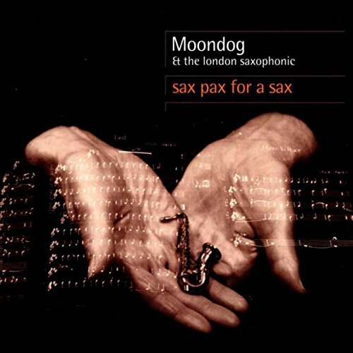 Moondog Sax Pax For A Sax