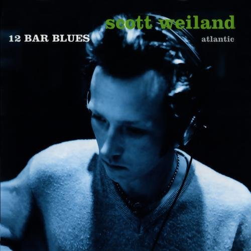 Scott Weiland 12 Bar Blues CD R