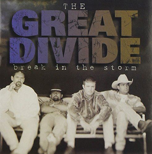 Great Divide Break In The Storm CD R