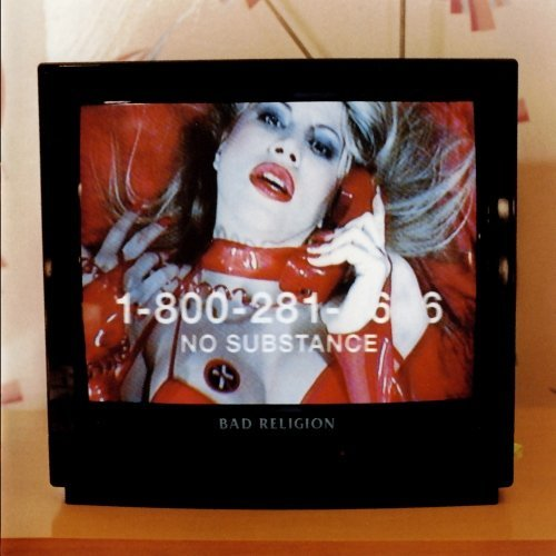 Bad Religion No Substance CD R
