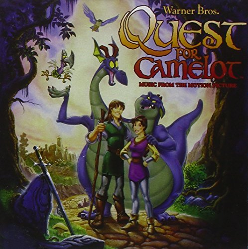 Quest For Camelot Soundtrack