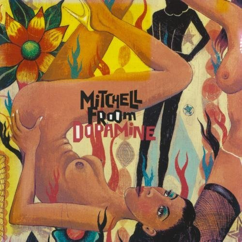 Mitchell Froom Dopamine CD R