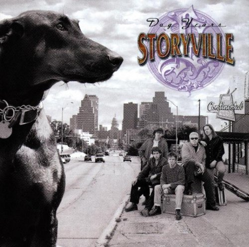 Storyville Dog Years CD R
