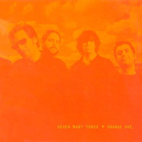 Seven Mary Three Orange Ave. CD R