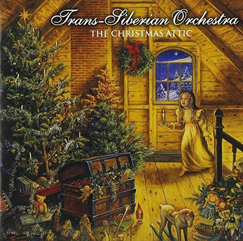 Trans Siberian Orchestra Christmas Attic