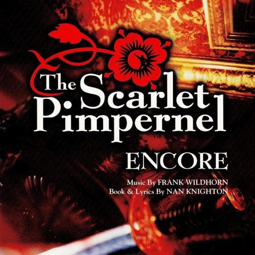 Scarlet Pimpernel Encore! CD R Incl. Bonus Tracks