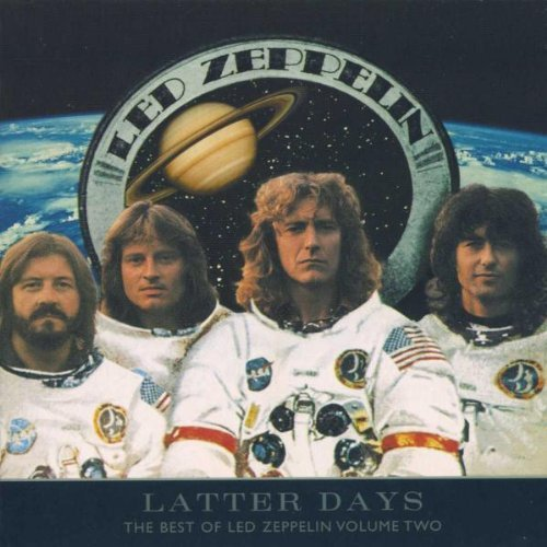 Led Zeppelin Vol. 2 Latter Days Best Of Led
