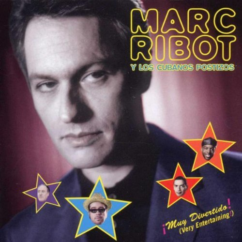 Marc & Los Cubanos Post Ribot Muy Divertido (very Entertaini CD R