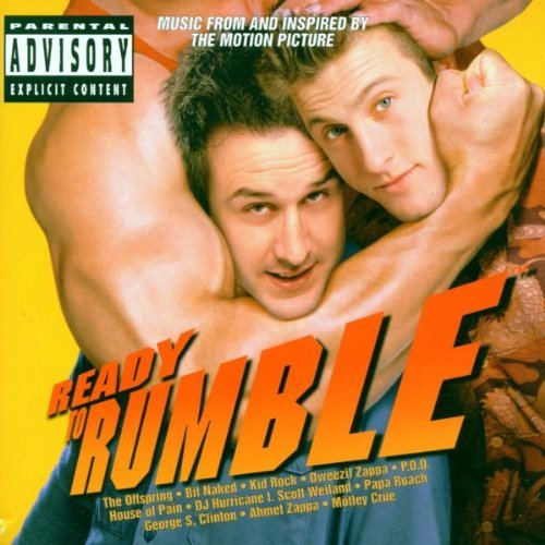 Ready To Rumble Soundtrack Explicit Version House Of Pain P.O.D. Run Dmc
